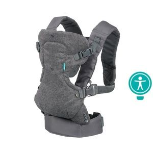 Infantino 4-in-1 Flip convertible baby carrier